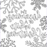 Free Holiday Coloring Pages Beautiful Photos Free Printable White Christmas Adult Coloring Pages Our