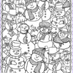 Free Holiday Coloring Pages Unique Stock 21 Christmas Printable Coloring Pages Everythingetsy