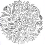 Free Mandala Coloring Pages for Adults Beautiful Images Free Printable Abstract Coloring Pages for Adults
