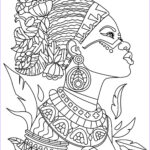 Free Mandala Coloring Pages For Adults Best Of Image African