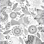 Free Mandala Coloring Pages For Adults Elegant Photos Colouring Books For Adults In The Playroom