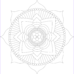 Free Mandala Coloring Pages For Adults Luxury Gallery Free Printable Mandala Coloring Pages For Adults Best