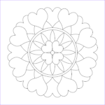 Free Mandala Coloring Pages For Adults Luxury Stock Free Printable Mandala Coloring Pages For Adults Best
