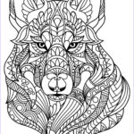 Free Mandala Coloring Pages Pdf Awesome Stock Animal Coloring Pages Pdf Coloring Animals