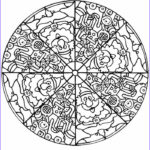 Free Mandala Coloring Pages Pdf Cool Stock Free Printable Mandalas For Kids Best Coloring Pages For