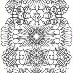 Free Mandala Coloring Pages Pdf Inspirational Photos 5 Bookmarks Printable Bookmarks Instant Download Pdf
