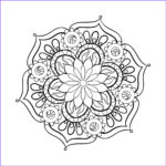 Free Mandala Coloring Pages To Print Awesome Stock 37 Best Adults Coloring Pages Updated 2018