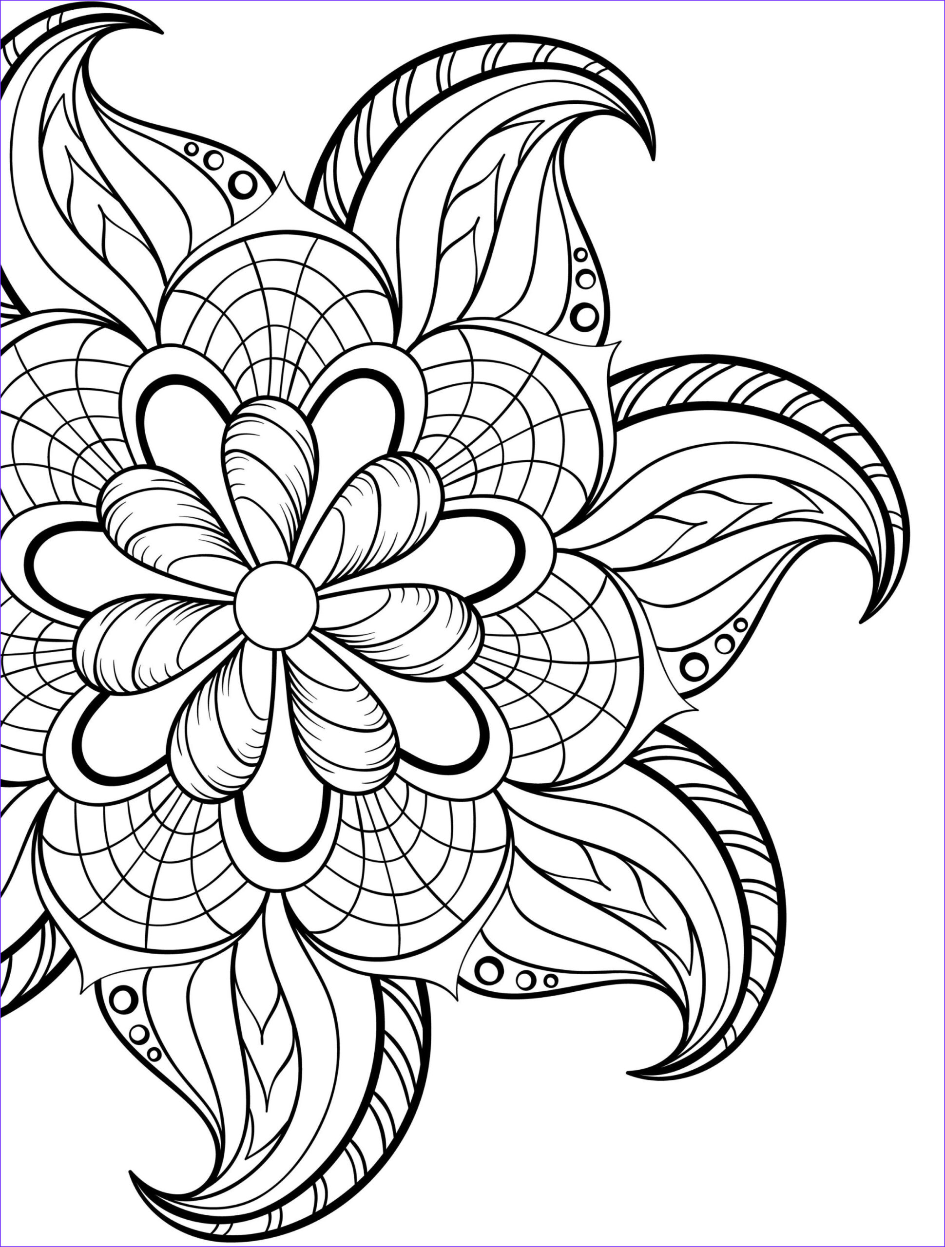 Free Mandala Coloring Pages to Print Cool Images 20 Gorgeous Free Printable Adult Coloring Pages