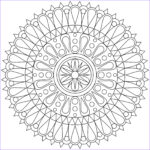 Free Mandala Coloring Pages To Print Elegant Stock Free Printable Geometric Coloring Pages For Kids