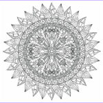 Free Mandala Coloring Pages To Print Luxury Gallery 498 Free Mandala Coloring Pages For Adults