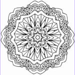 Free Mandala Coloring Pages To Print Luxury Stock Beautiful Free Mandala Coloring Pages