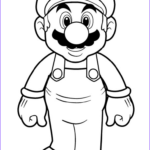 Free Mario Coloring Pages Inspirational Images Super Mario Coloring Page