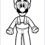 Free Mario Coloring Pages Luxury Photography Free Printable Luigi Coloring Pages For Kids