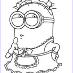 Free Minion Coloring Pages Beautiful Image Cartoon Coloring Despicable Me Coloring Pages Free Minion