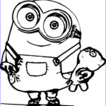 Free Minion Coloring Pages Beautiful Image Minion Coloring Pages Best Coloring Pages For Kids