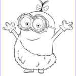 Free Minion Coloring Pages Cool Image Minion Coloring Pages Best Coloring Pages For Kids