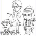 Free Minion Coloring Pages New Images Free Printable Despicable Me Coloring Pages For Kids