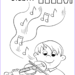 Free Music Coloring Pages Beautiful Image Letter M Is For Music Coloring Page