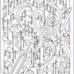 Free Music Coloring Pages Beautiful Images Very Difficult Music Coloring Pages For Adult Enjoy