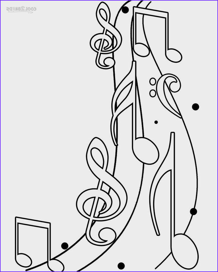 Free Music Coloring Pages Elegant Photos 283 Best Coloring Pages Images On Pinterest