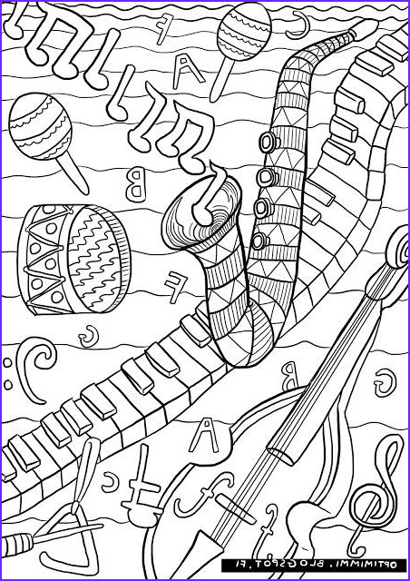Free Music Coloring Pages Inspirational Photography 17 Best Images About Music Coloring Pages for Adults On