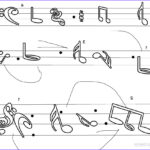 Free Music Coloring Pages New Photos Printable Music Note Coloring Pages For Kids