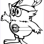 Free Owl Coloring Pages Awesome Image Owl Free Colouring Pages