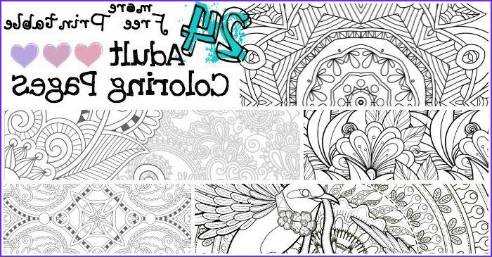 Free Printable Adult Coloring Pages Beautiful Stock 24 More Free Printable Adult Coloring Pages Page 4 Of 25