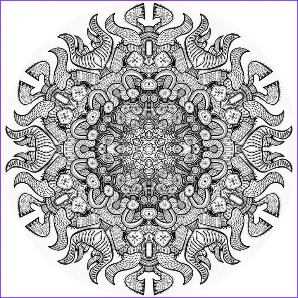 Free Printable Advanced Coloring Pages Cool Photos Printable Advanced Coloring Pages Mandala Nature Etc