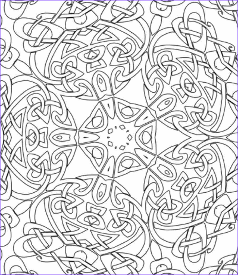 printable advanced coloring pages