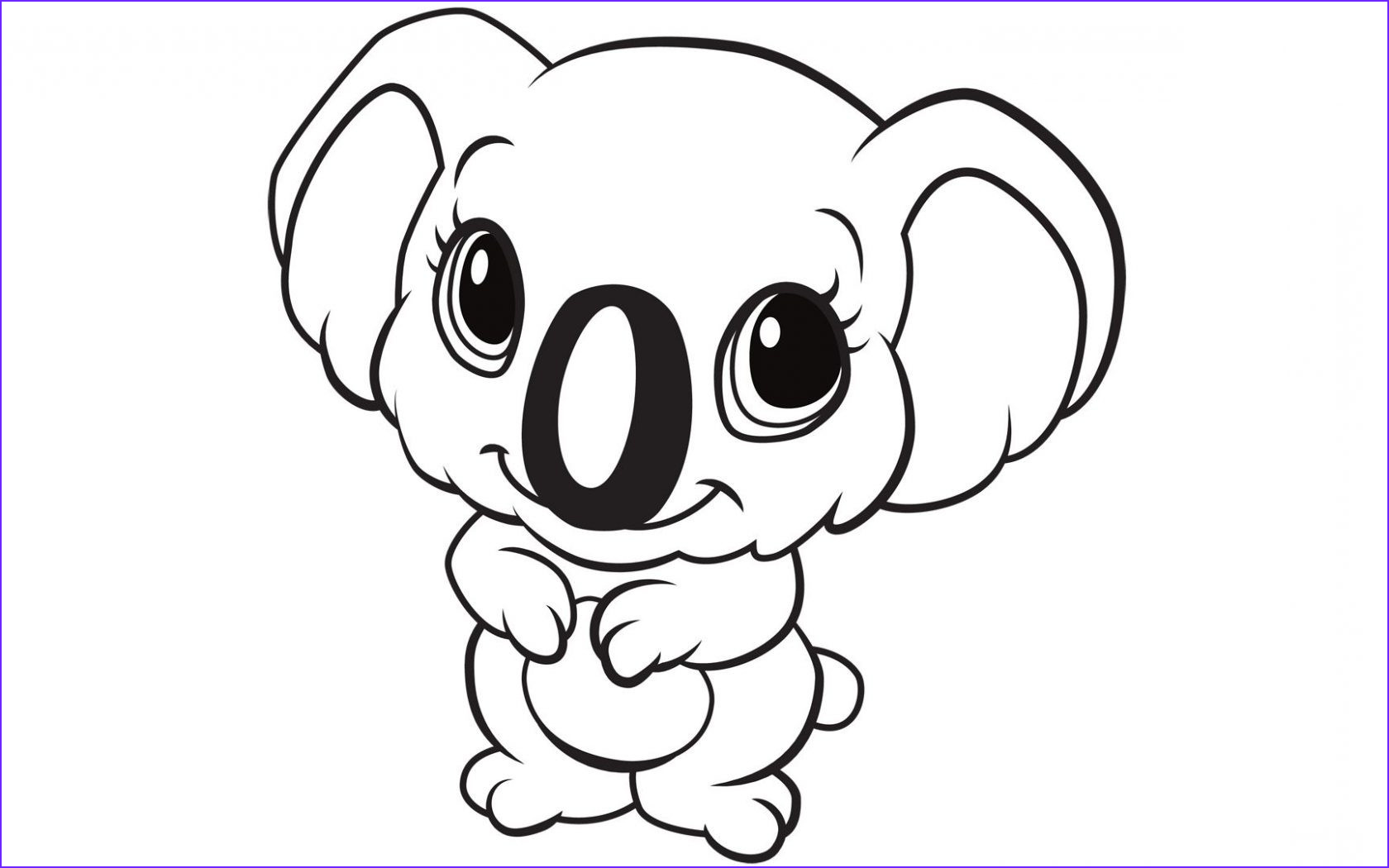 Free Printable Animal Coloring Pages Beautiful Images Animal Coloring Pages Best Coloring Pages for Kids