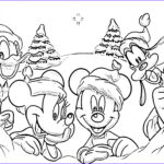 Free Printable Christmas Coloring Sheets Beautiful Collection Coloring Pages Christmas Disney Disney Coloring Pages