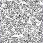 Free Printable Christmas Coloring Sheets Best Of Images 10 Free Printable Holiday Adult Coloring Pages