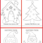 Free Printable Christmas Coloring Sheets Cool Images Free Letter To Santa Print