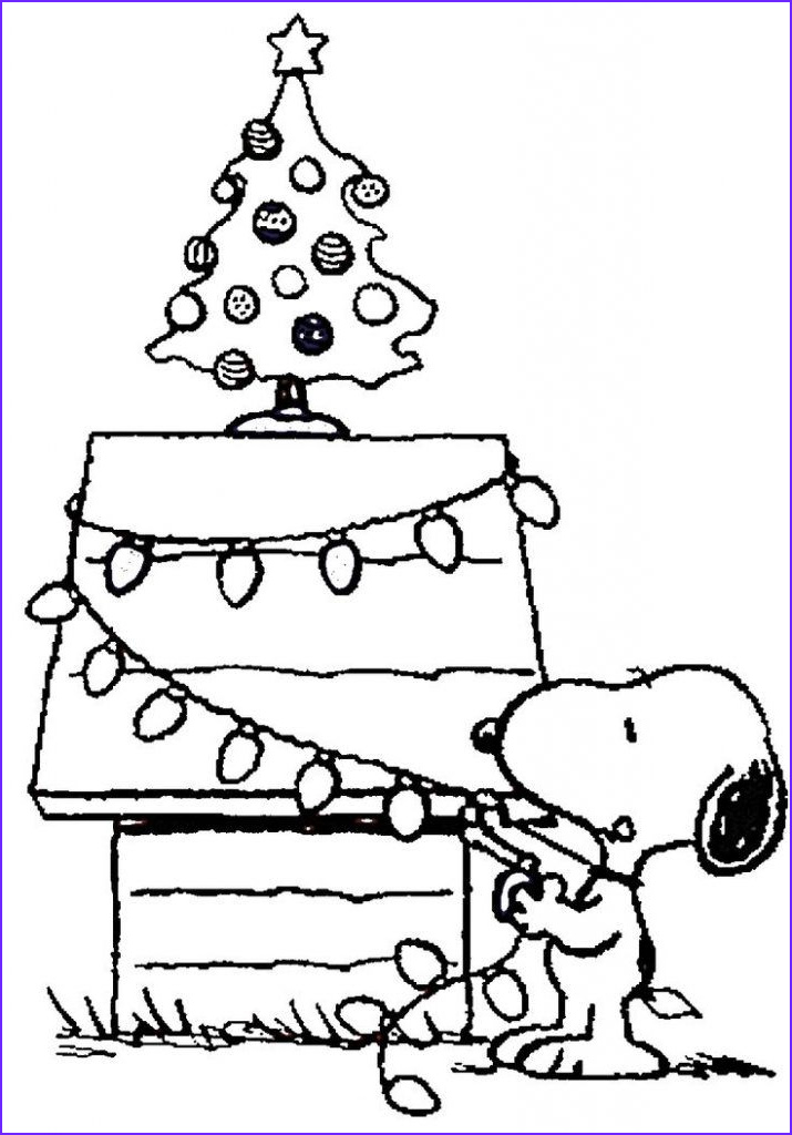Free Printable Christmas Coloring Sheets New Photos Free Printable Charlie Brown Christmas Coloring Pages for