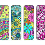 Free Printable Coloring Bookmarks Beautiful Gallery Bookmarks To Color And Print Bookmark Coloring Page