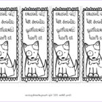 Free Printable Coloring Bookmarks Best Of Photos 3 6 Free Resources Printable Bookmarks