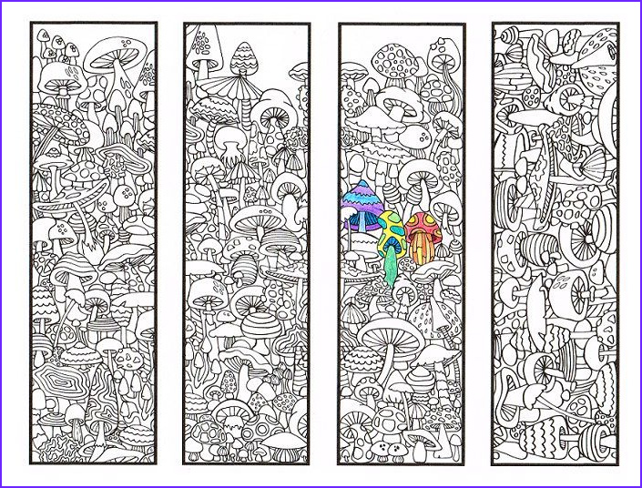 Free Printable Coloring Bookmarks Cool Image Pin by Heartwarmercreation On Color Ur Self
