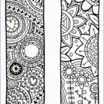 Free Printable Coloring Bookmarks Elegant Collection Cool Bookmarks To Print Black And White