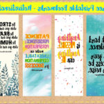 Free Printable Coloring Bookmarks New Gallery Paper Invader Free Printable Bookmarks Quotes