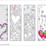 Free Printable Coloring Bookmarks Unique Photography Diy Bookmark Printable Coloring Page Zentangle Inspired