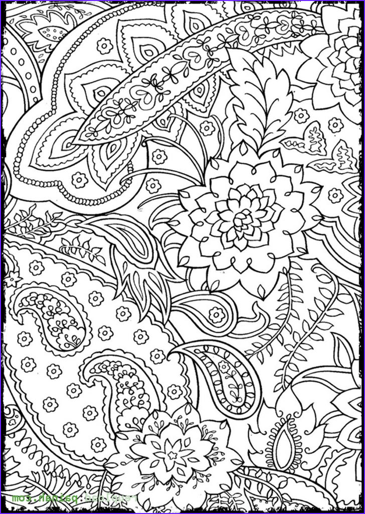 Free Printable Coloring Books for Adults Awesome Gallery Mosaic Coloring Pages Bestofcoloring
