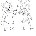 Free Printable Coloring Pages Best Of Collection Gol And Bear Coloring Pages To And Print For Free