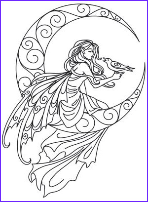 Free Printable Coloring Pages for Adults Fairies Elegant Photos Fairy Free Printable Coloring Pages … Coloring