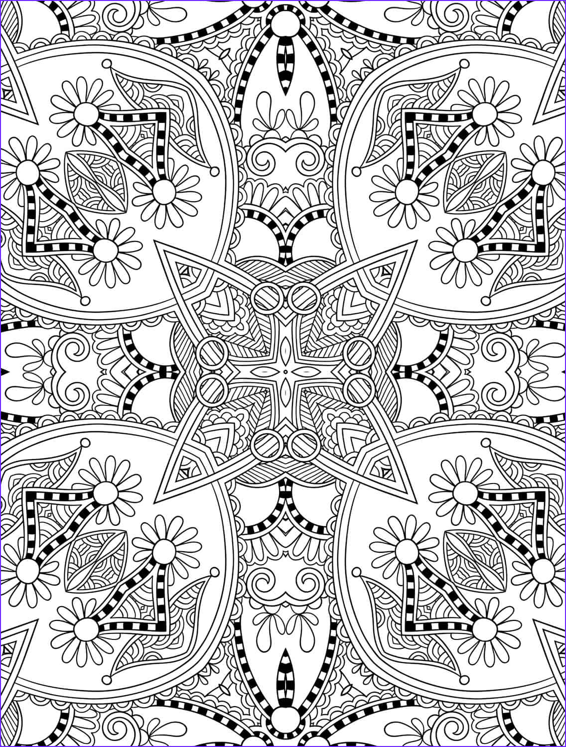 Free Printable Coloring Pages for Adults Only Best Of Collection 10 Free Printable Holiday Adult Coloring Pages