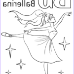 Free Printable Coloring Sheets Awesome Photography 43 Coloring Pages Ballerina Free Nutcracker Coloring