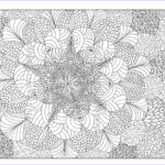 Free Printable Coloring Sheets For Adults Cool Photos Free Printable Abstract Coloring Pages For Adults