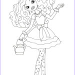 Free Printable Coloring Sheets Inspirational Images Free Printable Ever After High Coloring Pages Madeline