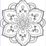 Free Printable Flower Coloring Pages For Adults Cool Photography Adult Coloring Pages Printable