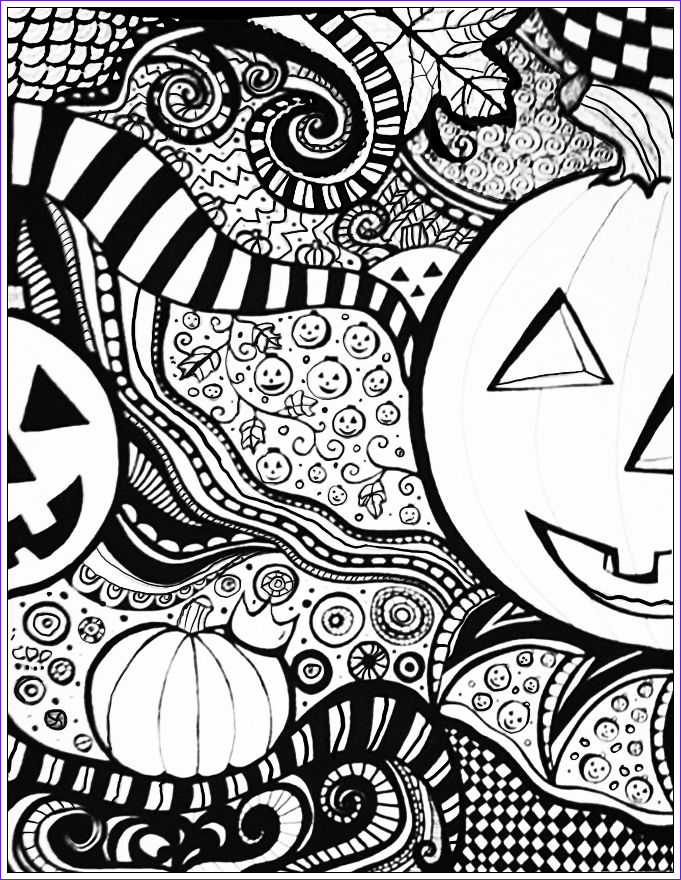 halloween adult coloring pages image=events halloween coloring adult halloween coloring sheet 1